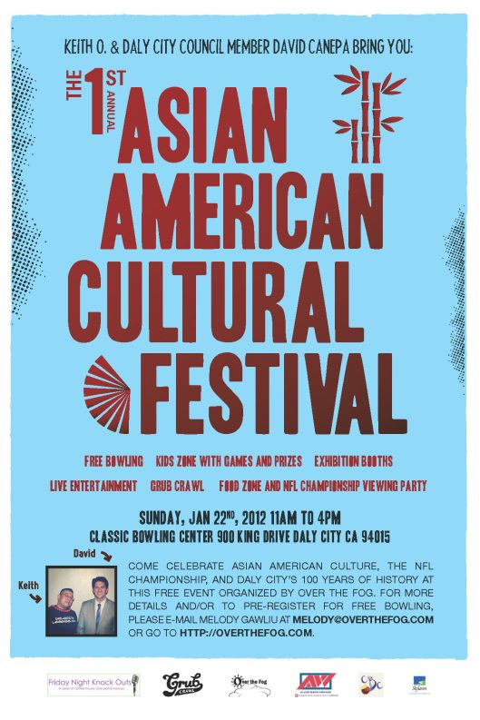The 1st Annual Asian American Festival